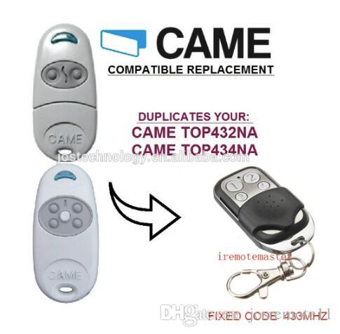 CAME TOP 432NA 434NA Universal Garage Gate Remote Control Key Clone Fob Transmitter New