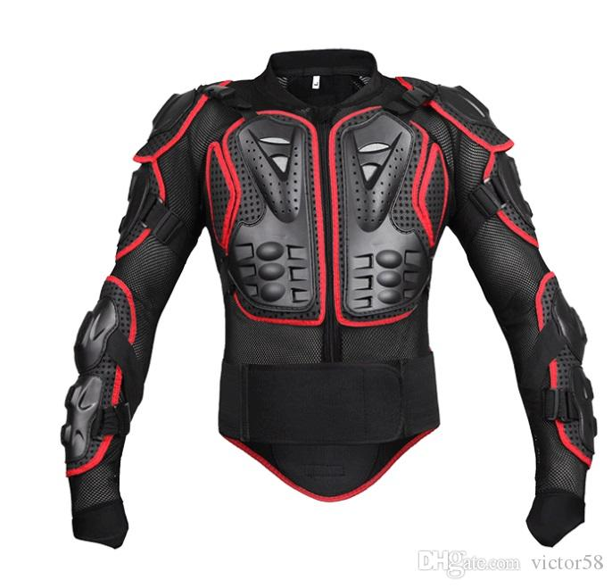 Best Motorcycle Armor >> Sulaite Motorcycle Full Body Armor Jacket Spine Chest Protection