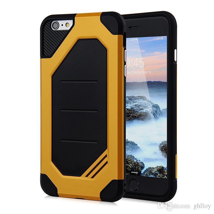 Для iPhone 7 7 плюс Samsung С8 С8 плюс S7-Сибирь S7-Сибирь крайний случай 2 в 1 броня чехол ТПУ ПК чехол Бесплатная доставка