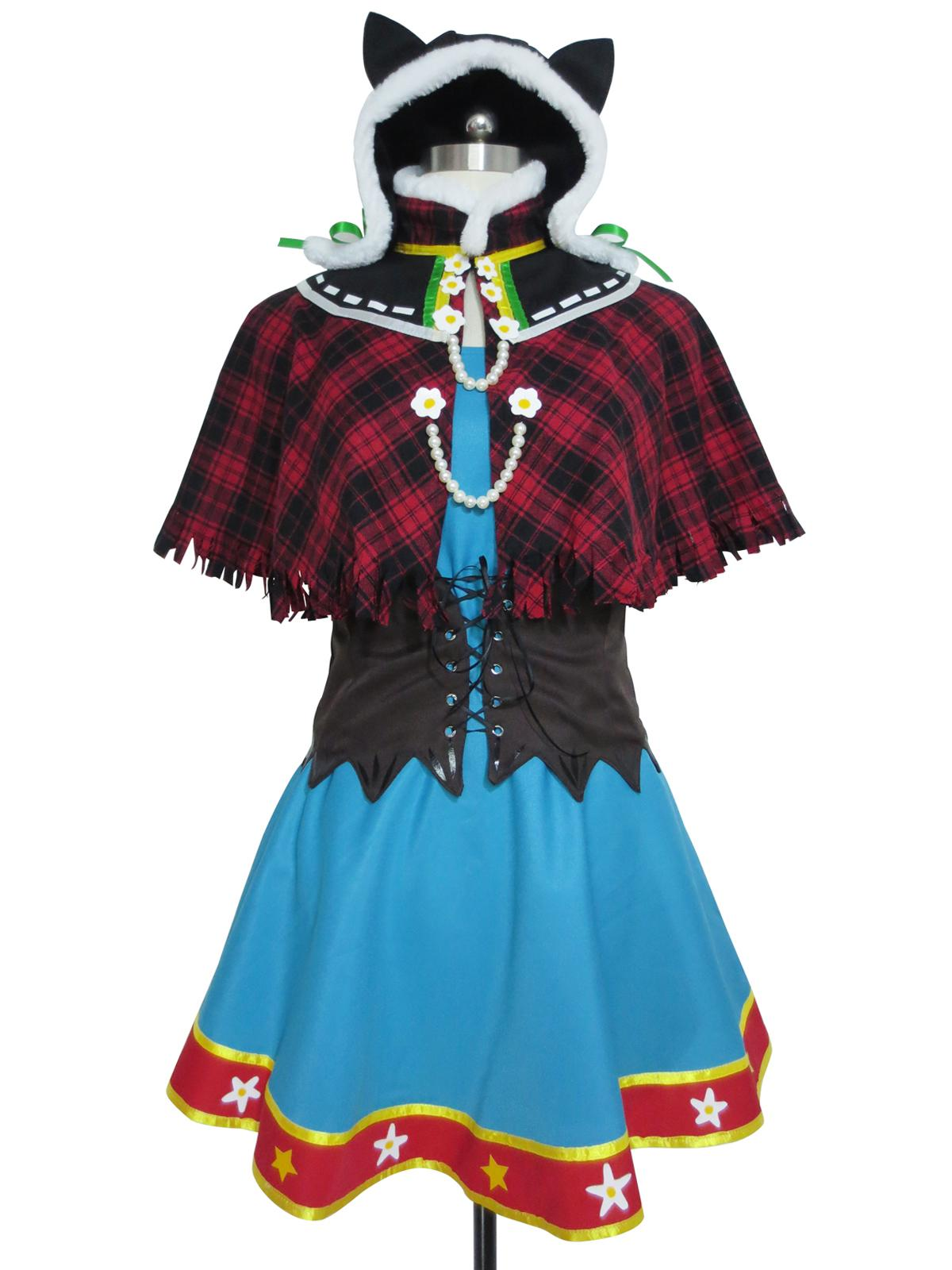Love Live Sr Snowy Mountain Koizumi Hanayo Lolita Party Dress