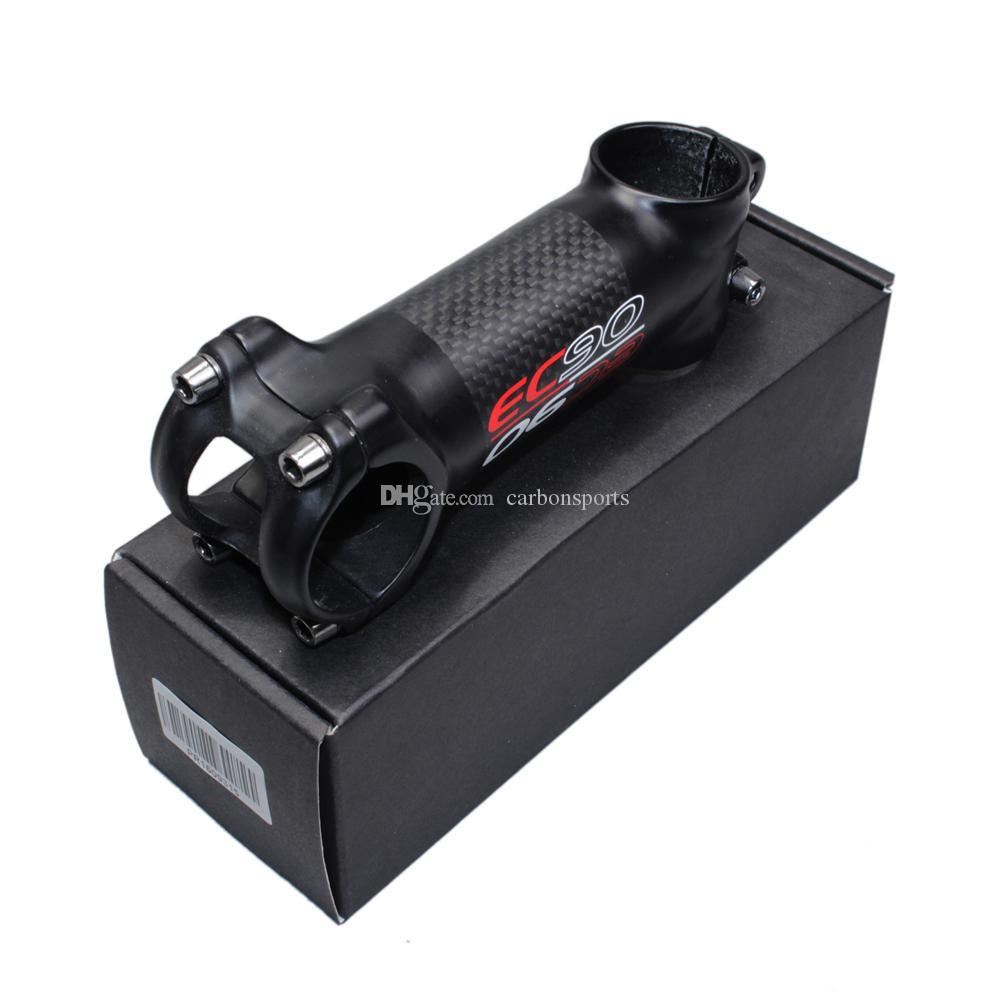 New EC90 Carbon fiber-clad aluminum alloy bike stem mountain bike tube neck highway bicycle stand bicycle parts