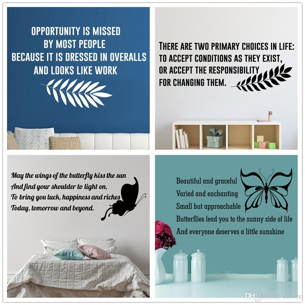 Famous Inspirational Quotes Wall Decals Vinyl Lettering Wall Sticker Wall Sayings Home Decor Art Mural Shipping By Dhl Vinyl Wall Art Quotes Vinyl Wall Art ...  sc 1 st  DHgate.com & Famous Inspirational Quotes Wall Decals Vinyl Lettering Wall Sticker ...