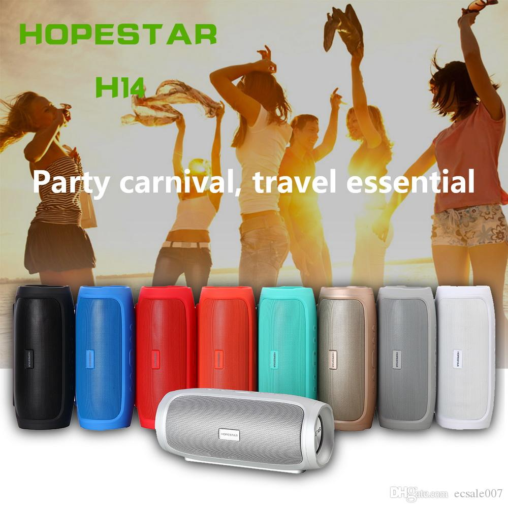 Bluetooth speakers Portable Wireless Stereo Hifi Speakers MP3 Loudspeaker  Car Handsfree MIC Audio Player With Power Bank