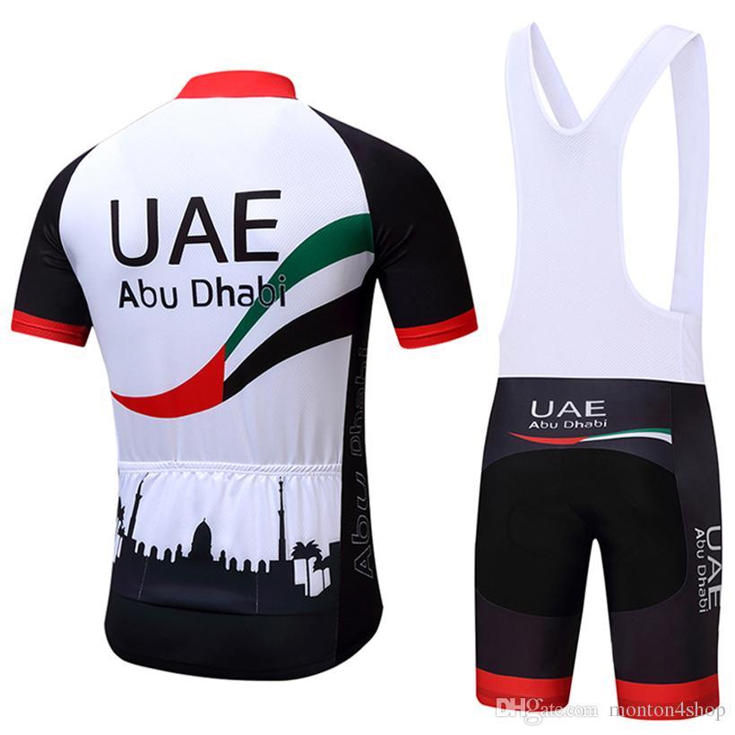 2021 Team Emirates Lisboa Benfica Benfica Cycling Jersey 19D Pantaloni Bike Bike Tuta Uomo Summer Quick Dry Pro Bicycling Shirts Maillot Culotte Wear