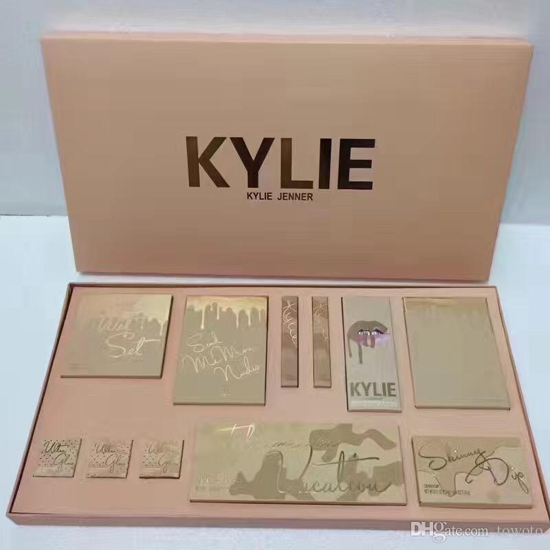 Kylie Jenner Take Me On Vacation Set Kylie Cosmetics Make