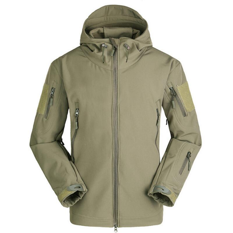 Lurker Shark Skin Soft Shell V4 Tactical Jacket Men Waterproof ... d744933235