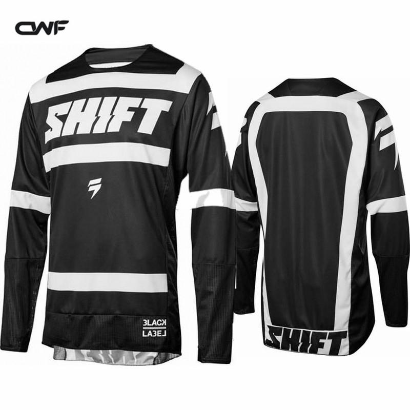 3 Styles Shift Men s Motorcycle Motocross Racing DH Downhill Jersey ... 1b287db99