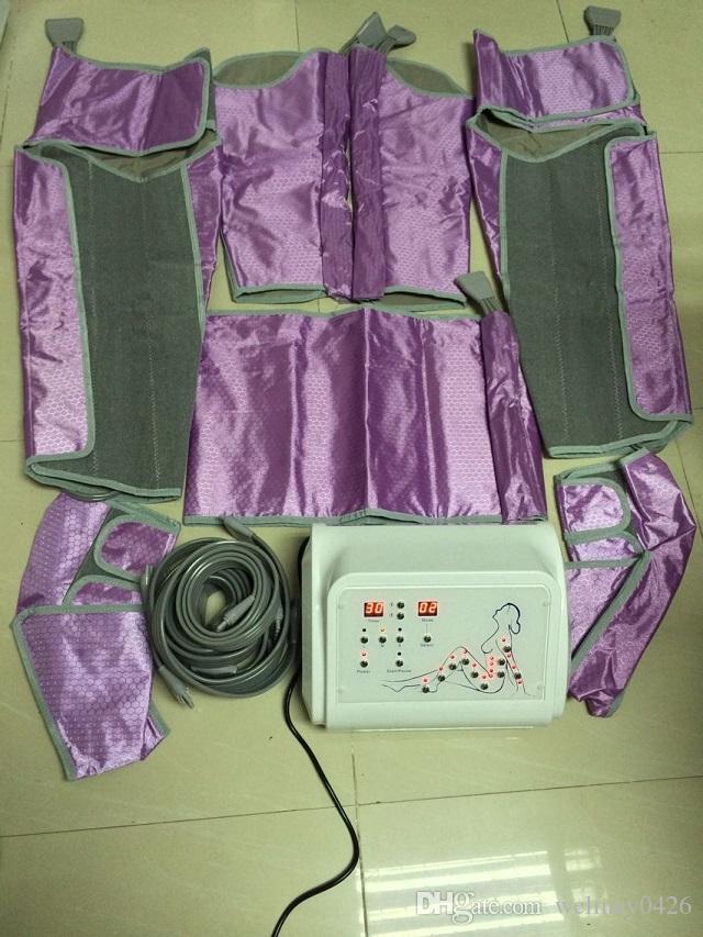 máquina profesional del drenaje linfático de la compresión del aire para la venta