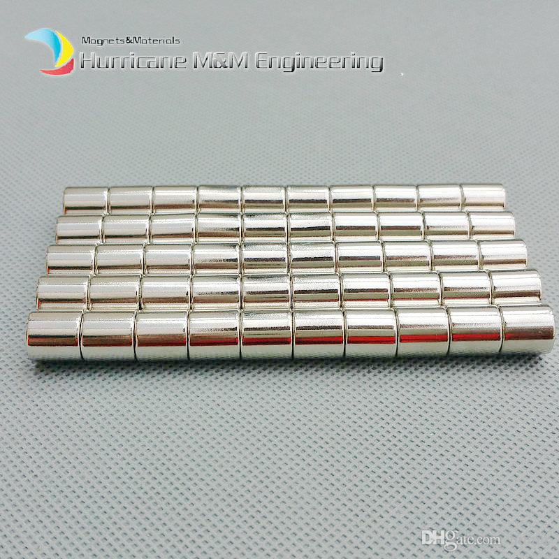 1 pack N35 NdFeB Magnet Disc Diameter 10x10 mm about 0.39'' Strong Neodymium Magnets Rare Earth Magnets Permanent Lab Magnets