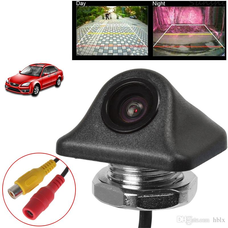 E335 HD Waterproof 170 Degree Wide Angle Night Vision Car Rear View Universal Auto Parking Reversing Backup Camera CAL_032