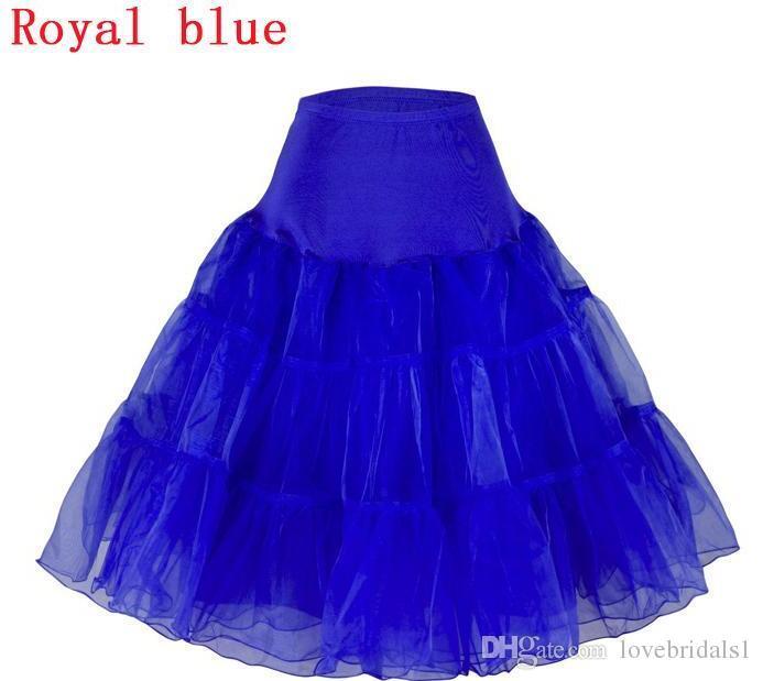 hot sale Cheap Short Wedding Petticoats Organza Bridal Underskirt Slip Women A-hot Line Crinoline Skirt TUTU Plus Size Bridal Accessories