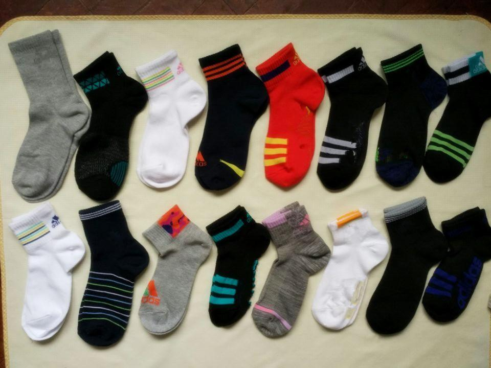 Heißer Verkauf große Marke A Jia Sport Socken 100% Baumwolle Männer und Frauen kurze Socken atmungsaktiv Deo antibakterielle Lauf / Basketball Socken