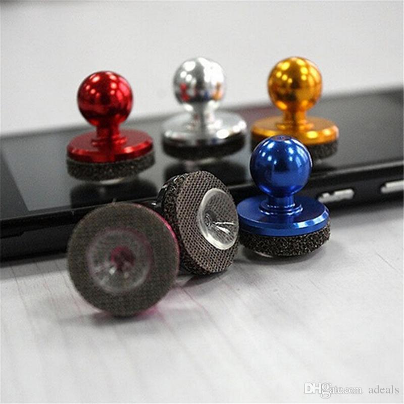Heißer Verkauf Joystick Joypad Arcade Game Stick Aluminiumlegierung Handy Gaming Joystick Für iPad Für Android Touch Tablets