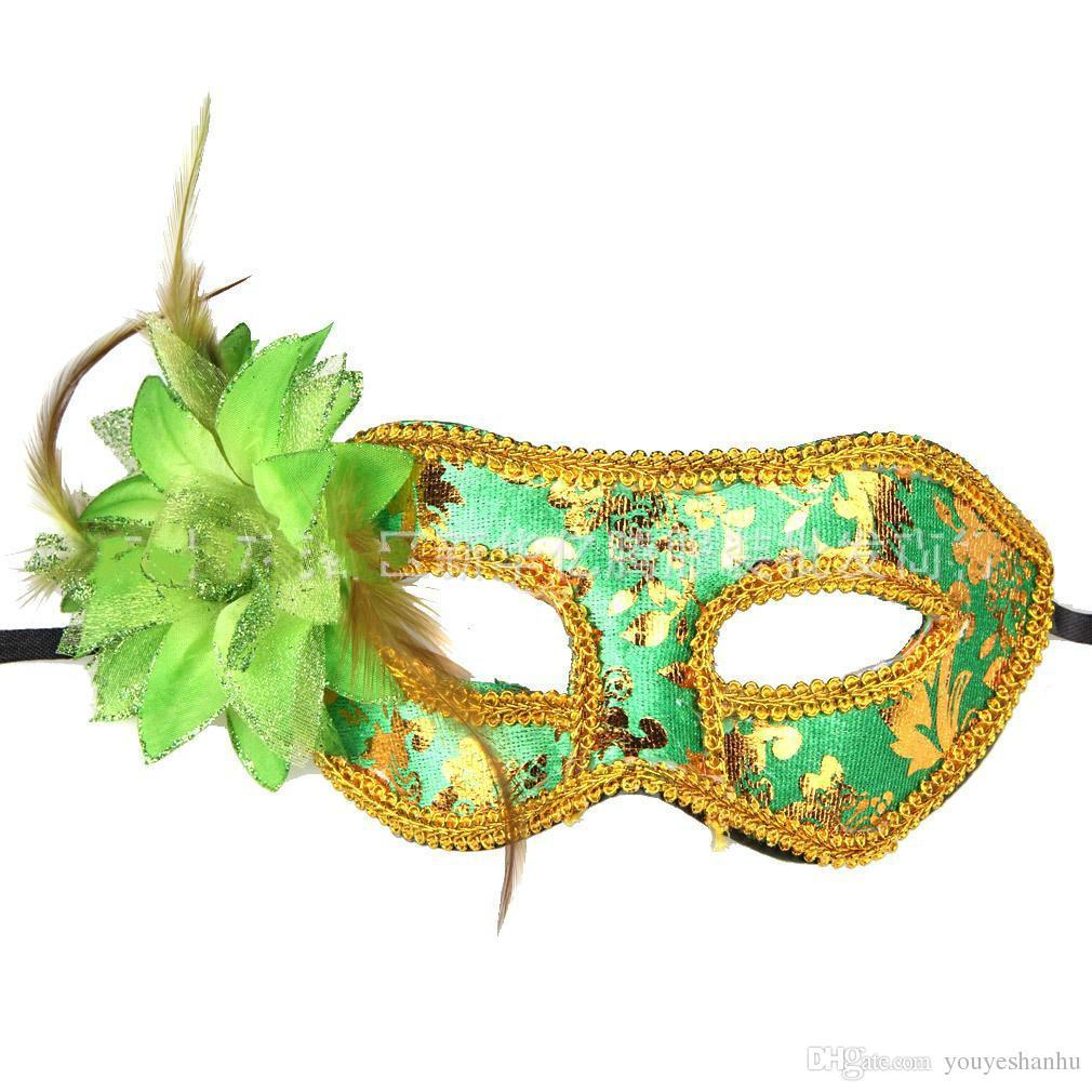 Venetian mask women's Party masks masquerade mask Lady Sexy masks
