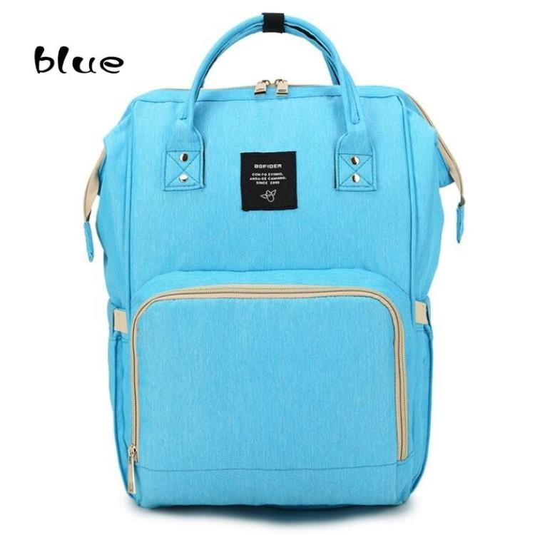 Diaper Bags Mommy Backpack Nappies Backpack Fashion Mother Maternity Backpacks Outdoor Desinger Nursing Travel Bags Organizer fast shipping