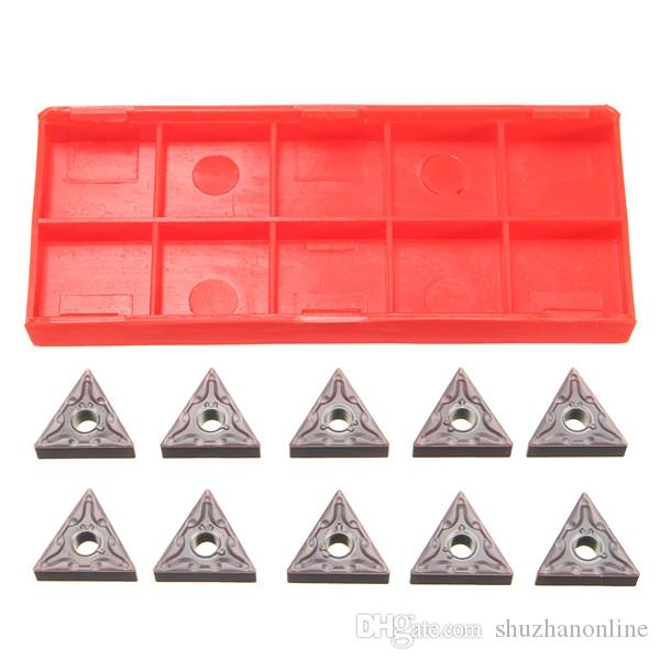 TNMG160404-MA VP15TF CNC Carbide Inserts Lathe Turning Tool Holder Inserts