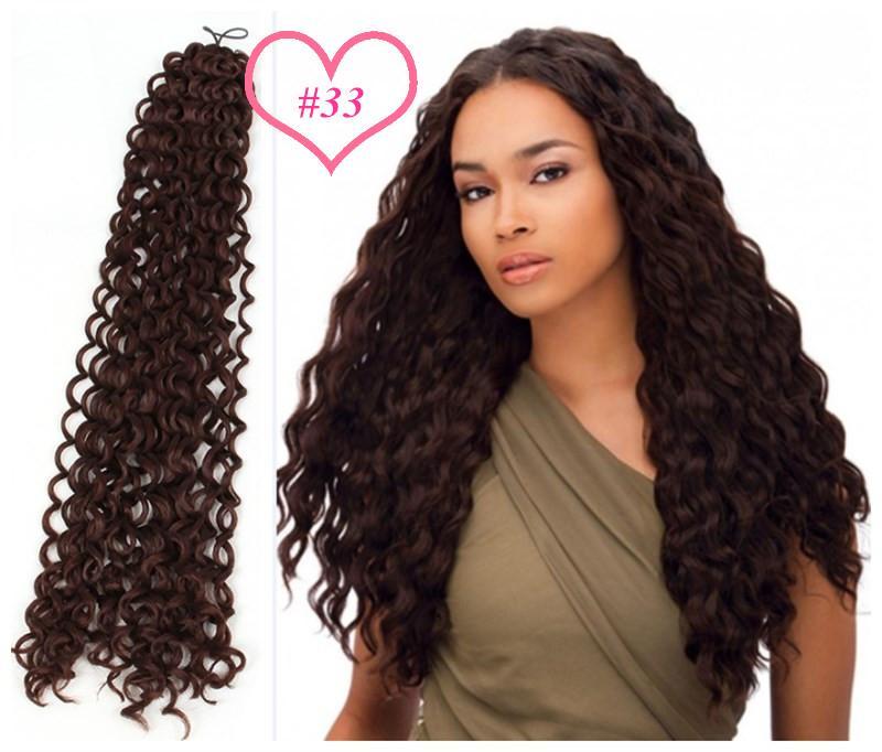 Freetress Crochet Hair Extensions Synthetic Braiding Hair Jumbo