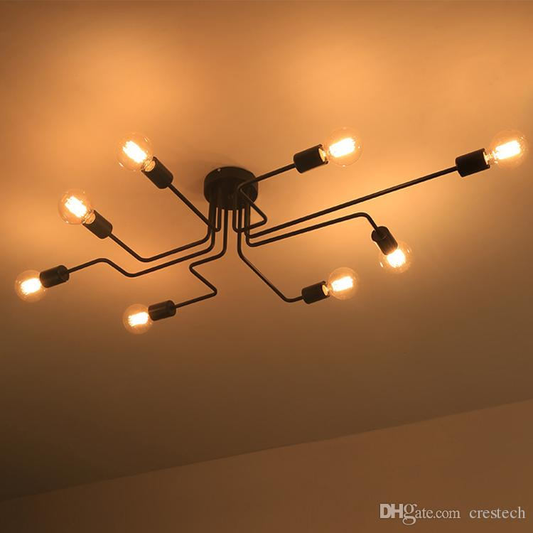 Personality Ceiling Lamp Led Kitchen Lighting Flush Mount Ceiling - Led kitchen ceiling light bulbs