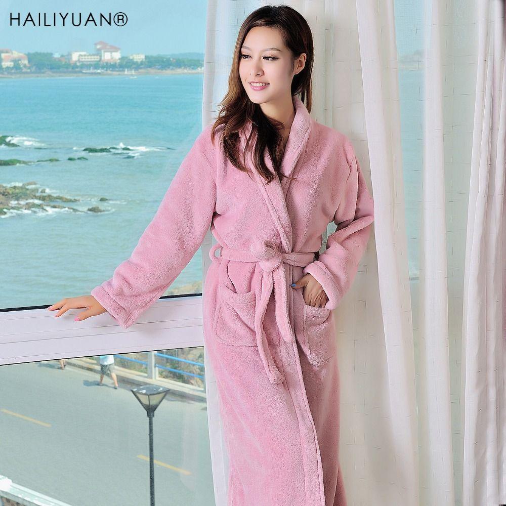 6cfdc97b10 Wholesale- Spring Hot Sale Coral Fleece Women Lovers Super Bathrobe Fleece  Spandex Bathrobe Manufacturers Fleece Set Online with  44.05 Piece on ...