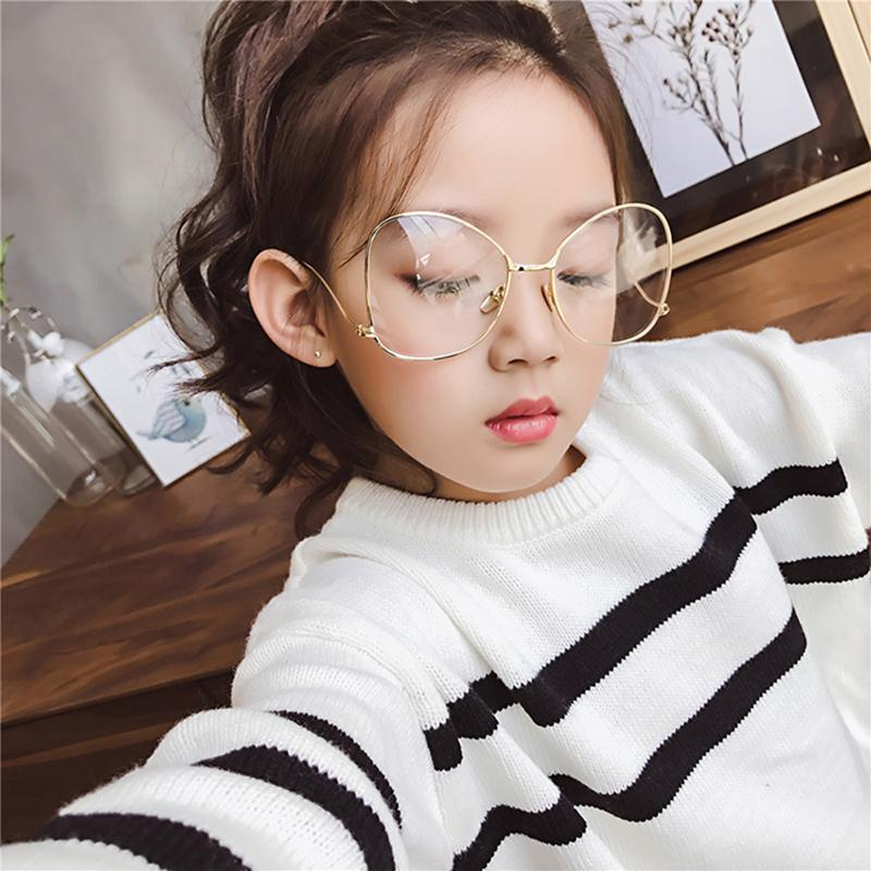 2018 Wholesale Dressuup 2017 Metal Frame Round Ball Kids Eyeglasses ...