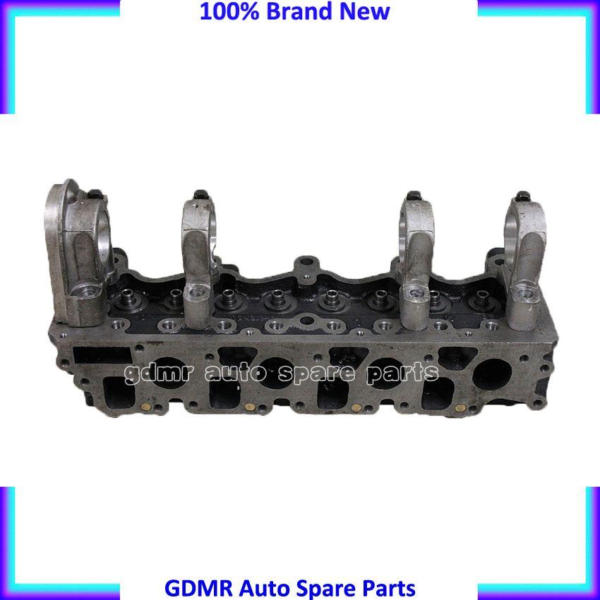 Diesel engine parts LD23 cylinder head with bracket for nissan Serena  Vanette 2283cc 2 3D 1994-