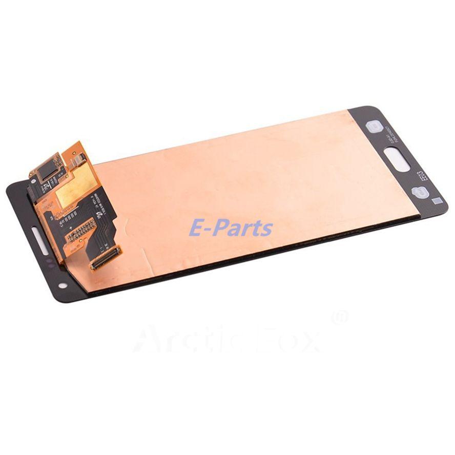Samsung Galaxy A5 için LCD A5000 A500 LCD Ekran Dokunmatik Ekran Digitizer Meclisi Yedek DHL ile Hızlı Ücretsiz Kargo