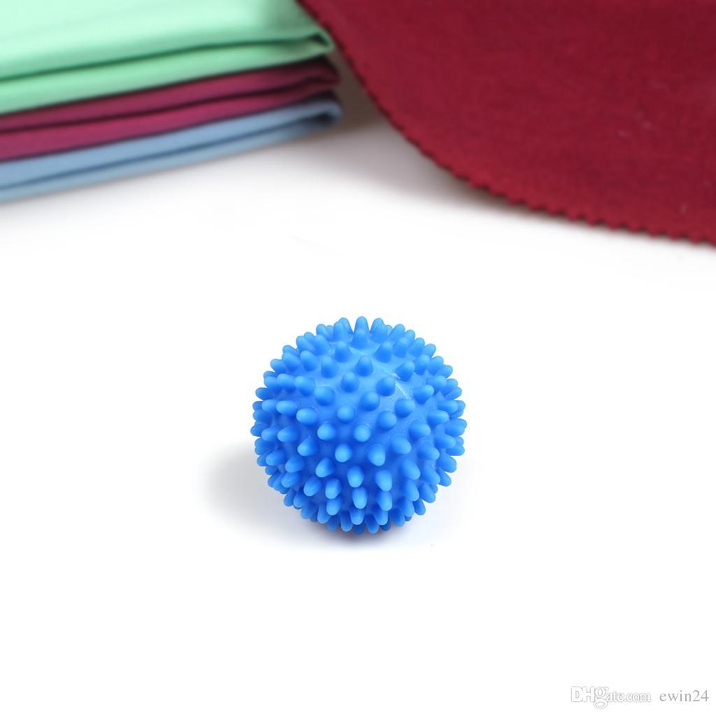 Шарики Blue Wash Dryer Делает чистящее средство для стирки белья Смягчает ткани