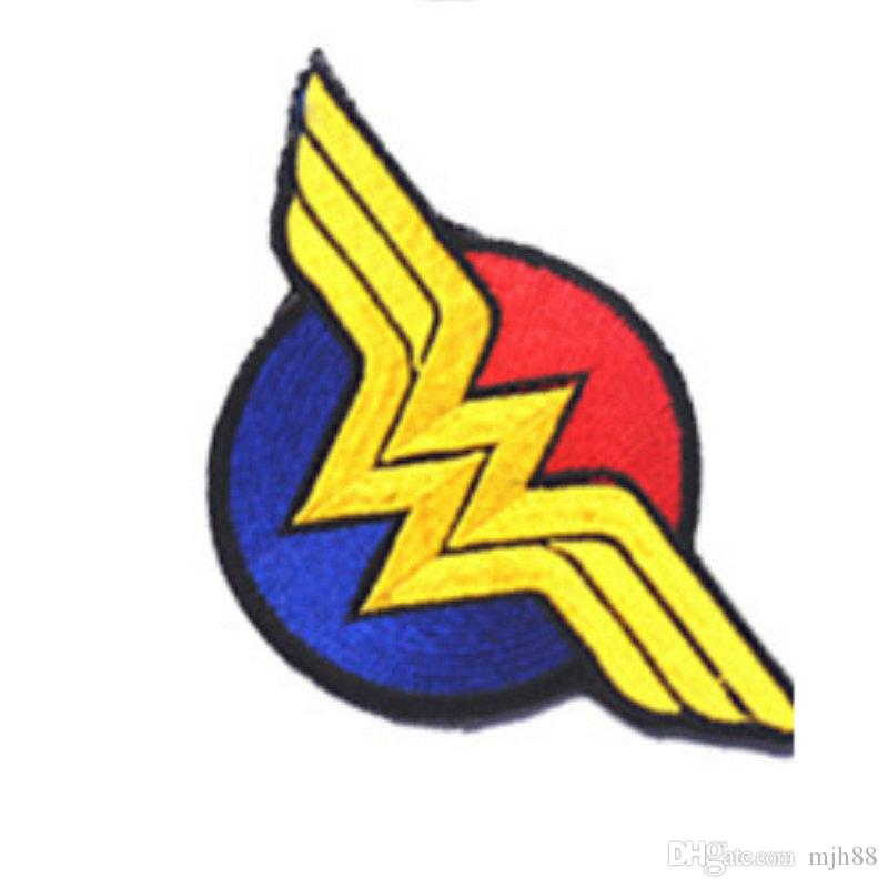Compre Patches De Super Herois Mulher Maravilha Flash Spider Man