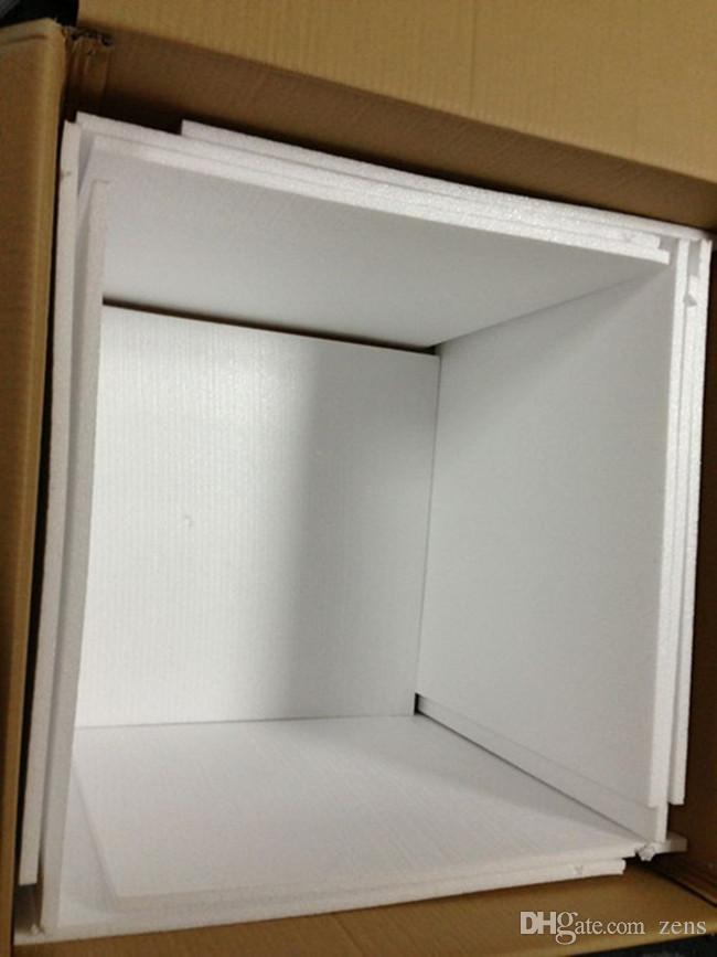 Envío gratis navidad DIY de techo alto iluminación más puro hecho a mano blanco hierro forjado Foye Crystal Chandelier