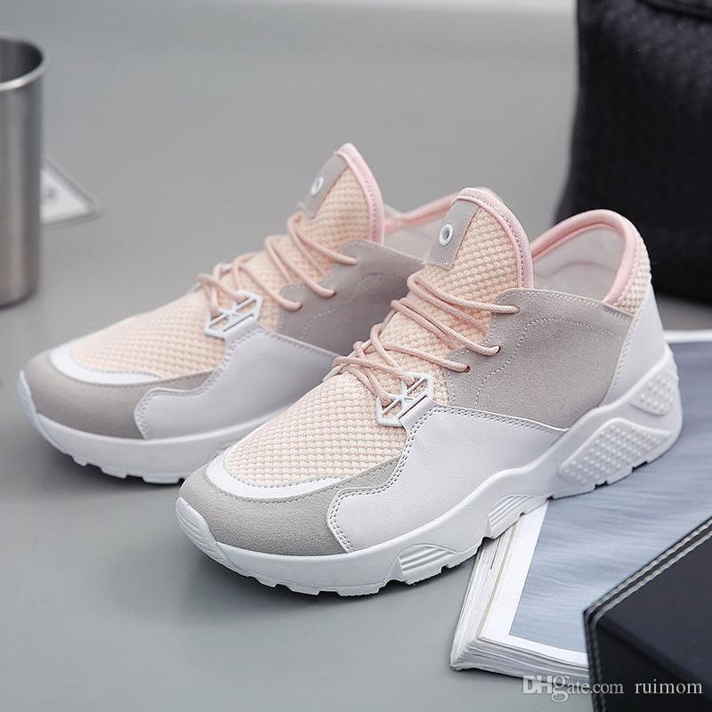 8954aeef1b5 The New Women Shoes Breathable Korean Canvas Flat Shoes Woman Allmatch  Tidal Flat Strappy Shoes Wholesale Travel Shoe Shoes Woman Online with   28.49 Piece ...