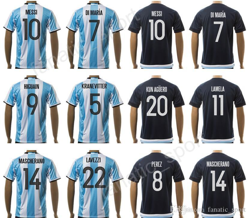 innovative design 21f95 5d562 lionel messi argentina jersey long sleeve