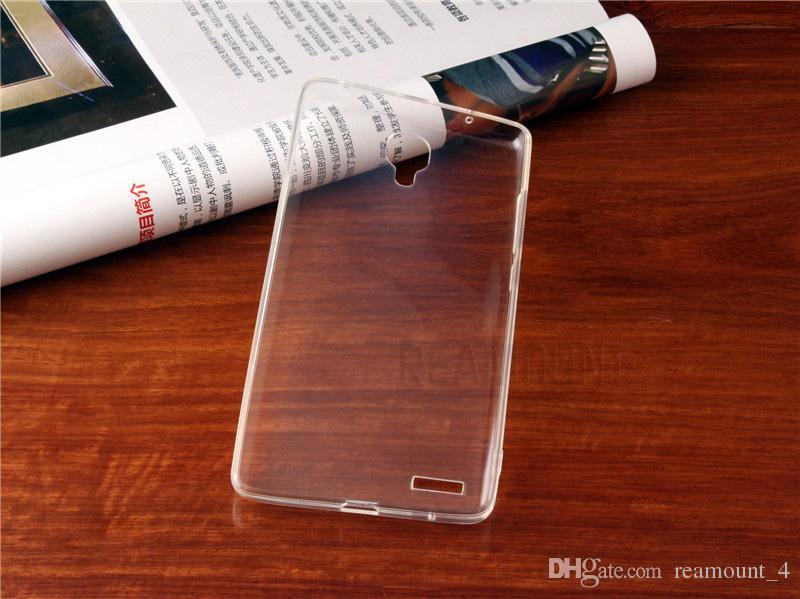 Neuer kommender TPU Großhandelsfall für MI ANMERKUNG MAX. 5S PLUS Telefon-rückseitige Abdeckung für MI 5 5S ultra dünnes transparentes Telefon-Oberteil