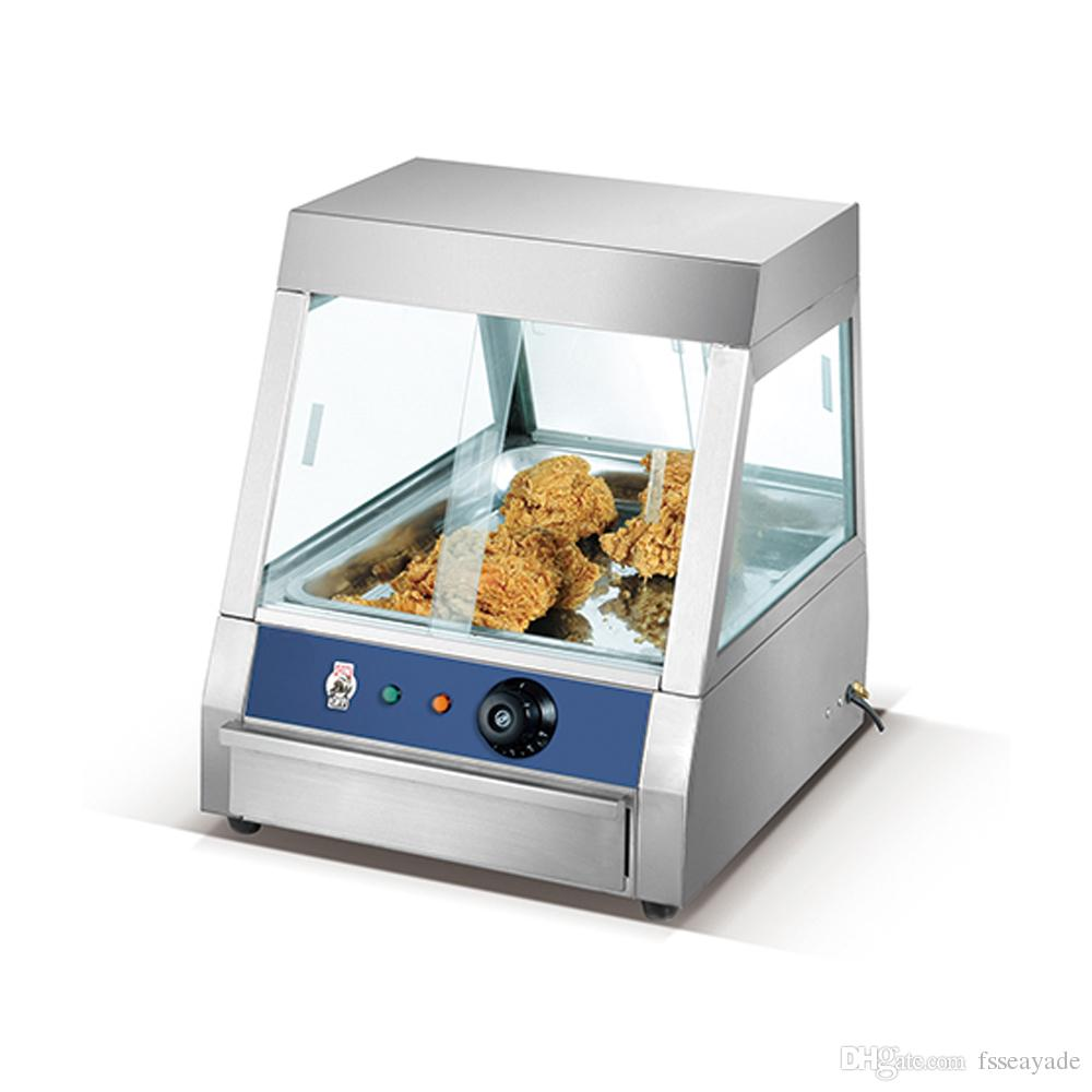 2017 Commercial Countertop Hot Food Display Case Hw 822 From ...