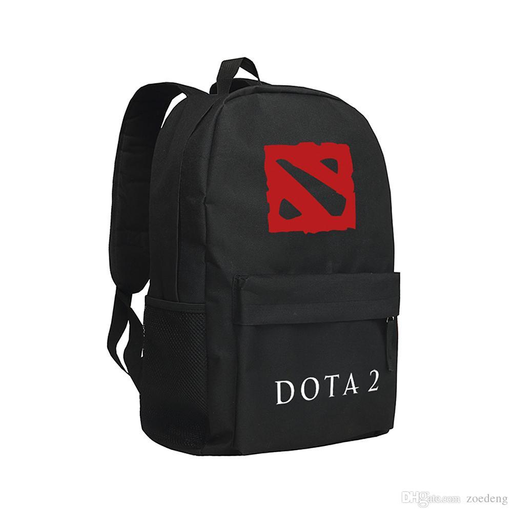 Dota 2 рюкзаки купить купить школьный рюкзак из германии