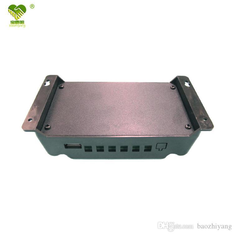 10A Lithium - Eisen - Phosphat - Batterie Solarregler Blei - Säure - Batterie Lithium - Batterie Universal - Solarregler