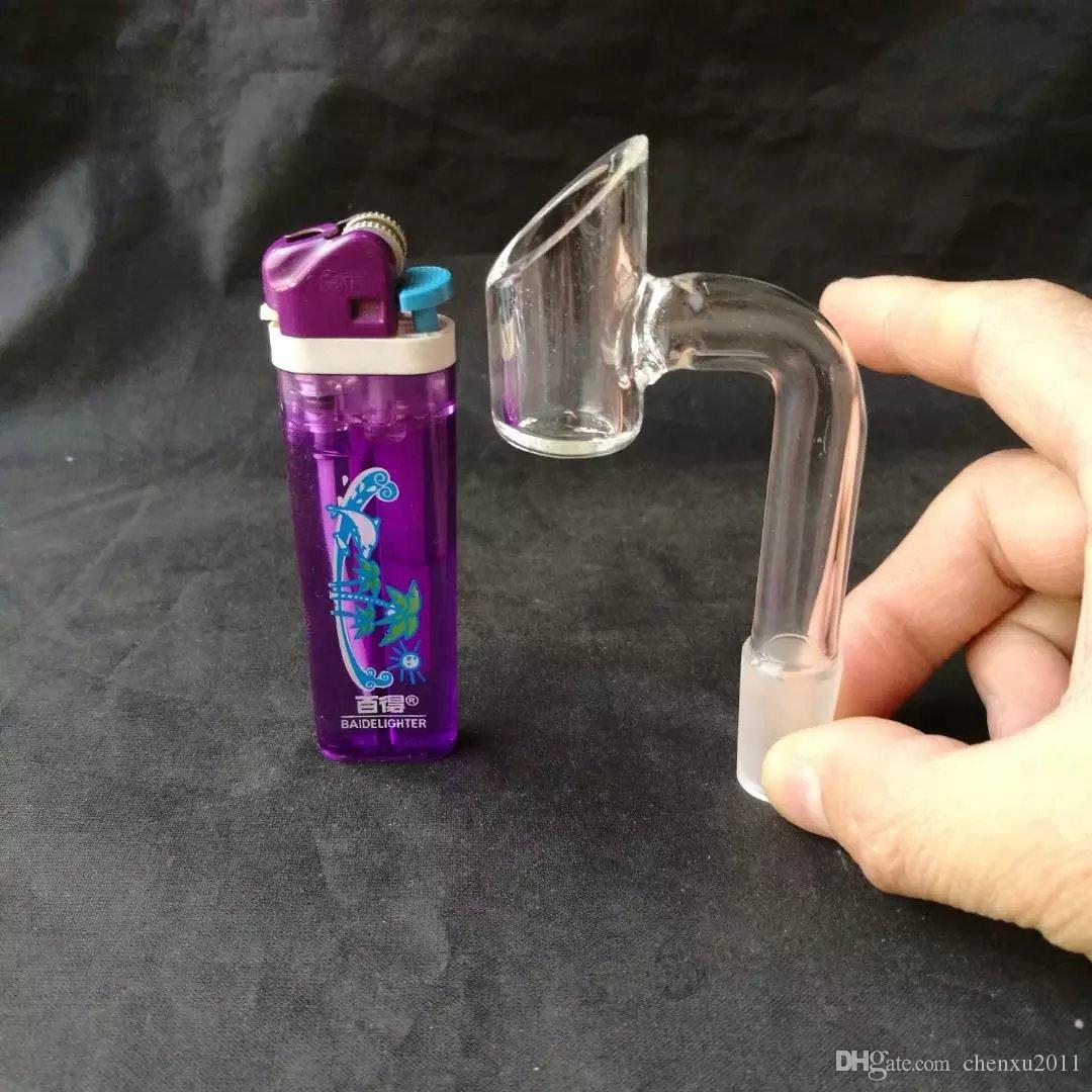 Clou Banger Club de haute épaisseur avec verre Capuchon de Carb Fabricant professionnelPour la pipe à eau en verre Bangs en verre LIVRAISON GRATUITE