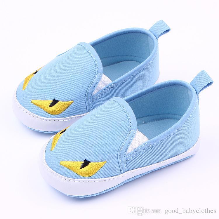 Yepyeni Bebek Prewalker Karikatür Hayvan Kız Erkek Bebekler Makosenler Bebes Infantis Sapatos İlk Yürüyenler Yenidoğan Ayakkabı