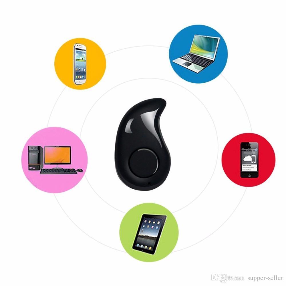 Mini Stereo Bluetooth Auricolare 4.1 Auriculares Wireless Auricolare Handfree Micro Auricolare telefono xiaomi Fone de ouvido DHL libero