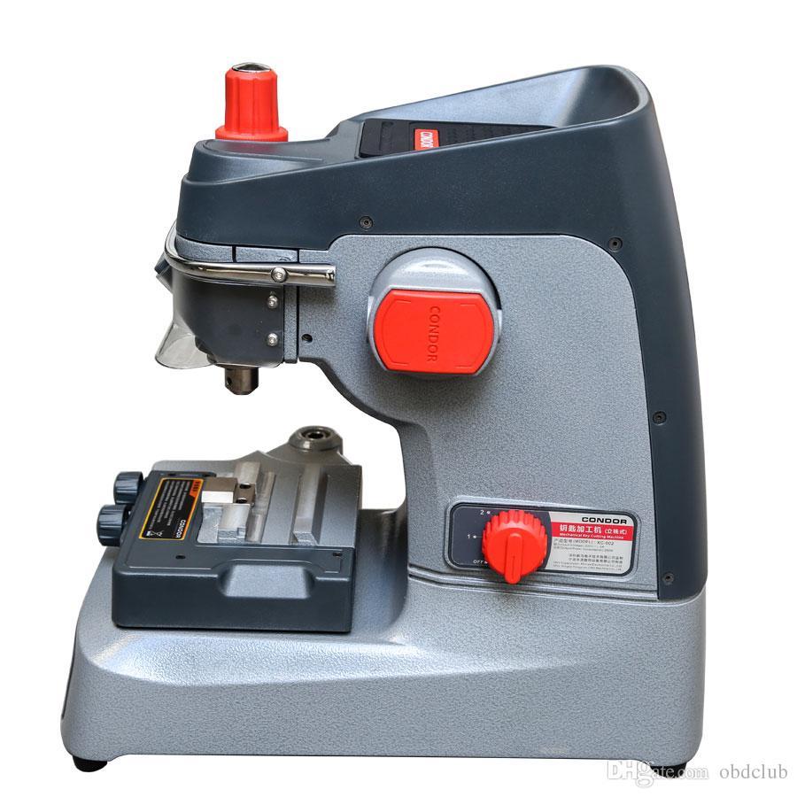 100% original publié Original Xhorse Condor XC-002 Ikeycutter Machine à tailler les clés automatique mécanique Mieux que slica 3 ans de garantie