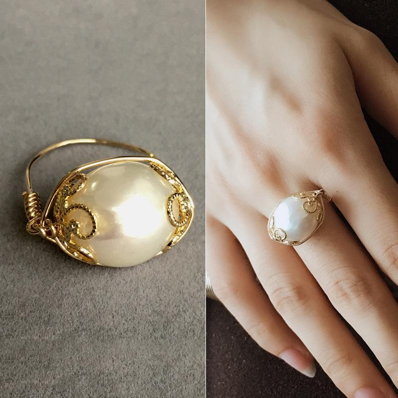 sapphire rings sets ring engagement pearls south diamond pearl sea wedding gold real white