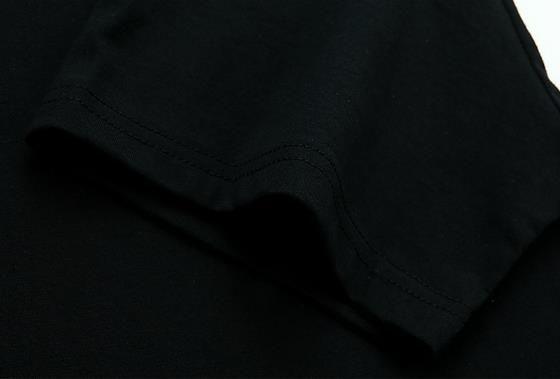 imprimir camisetas de los hombres 2017 de moda banda de rock tanques Tee Cool camiseta negra personalidad camiseta para tops de marca para hombre