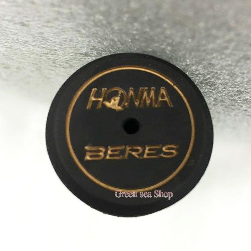 جديد هونما جولف الحديد القبضات جودة عالية المطاط غولف الخشب القبضات الألوان السوداء في اختيار 10 قطعة / الوحدة جولف القبضات شحن مجاني