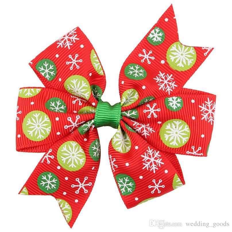 Miglior regalo di Natale Ornamento di Natale tornante accessori di Halloween Nastro colorato tornante ordine FJ109 miscela 60 parti mólto