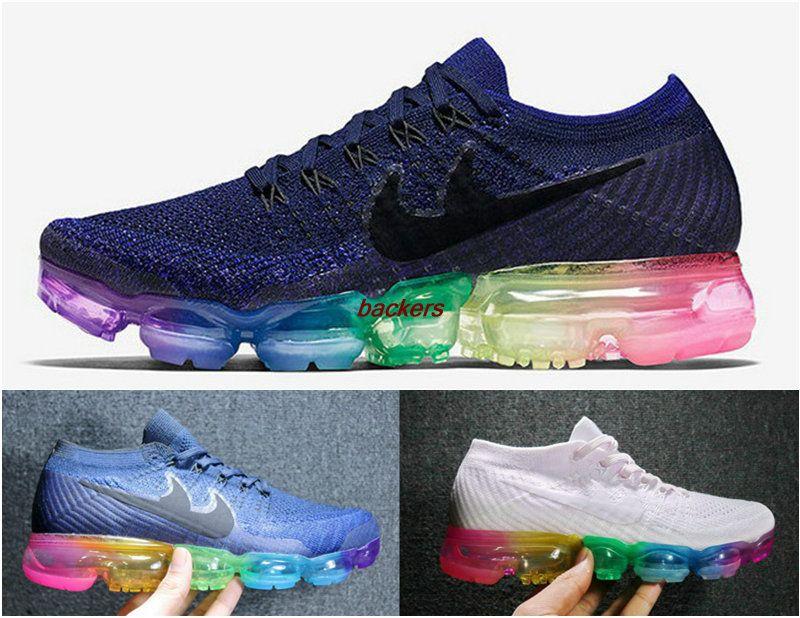New Be Woman Shoes Men Rainbow Shock Running 2018 2017 Shoe True dxQtshrC