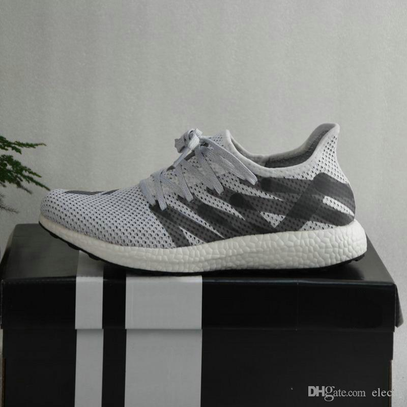2017 Boost Futurecraft MFG Men's Running Shoes Hot Sale New Color  Lightweight Non-Slip Athletics Discount Sneakers Size 40-45 Basketball Shoes  Running Shoes ...