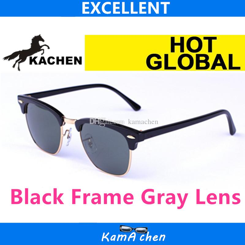 Compre Kachen # 4 51mm Tamaño Negro Marco Gris Lente Uv400 ...