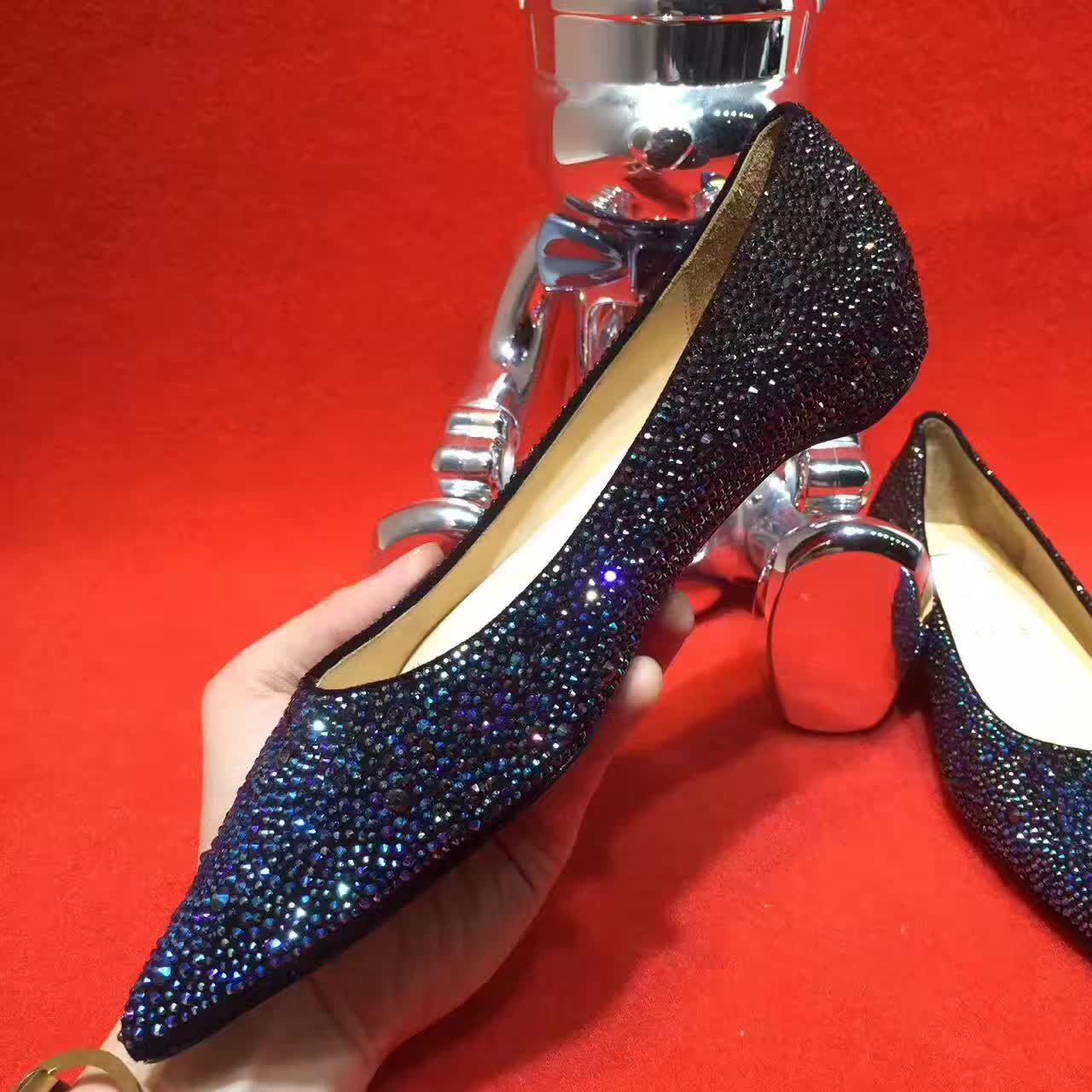 Perfect Quality!!elegant Party Wedding Dress Rhinestone Shoes Red ...