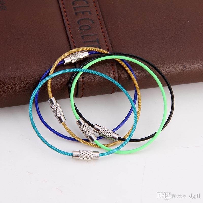 Großhandel Mode Accessoires Brand New Bunte Schraube Locking ...