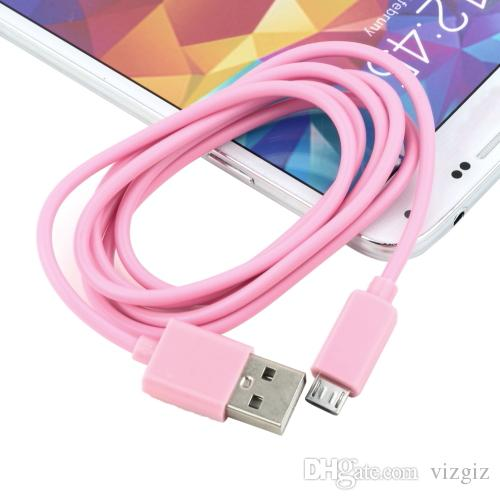1M Micro USB Data Cable Charger For Samsung Galaxy S5 S4 Note 3 2 Tab for Android