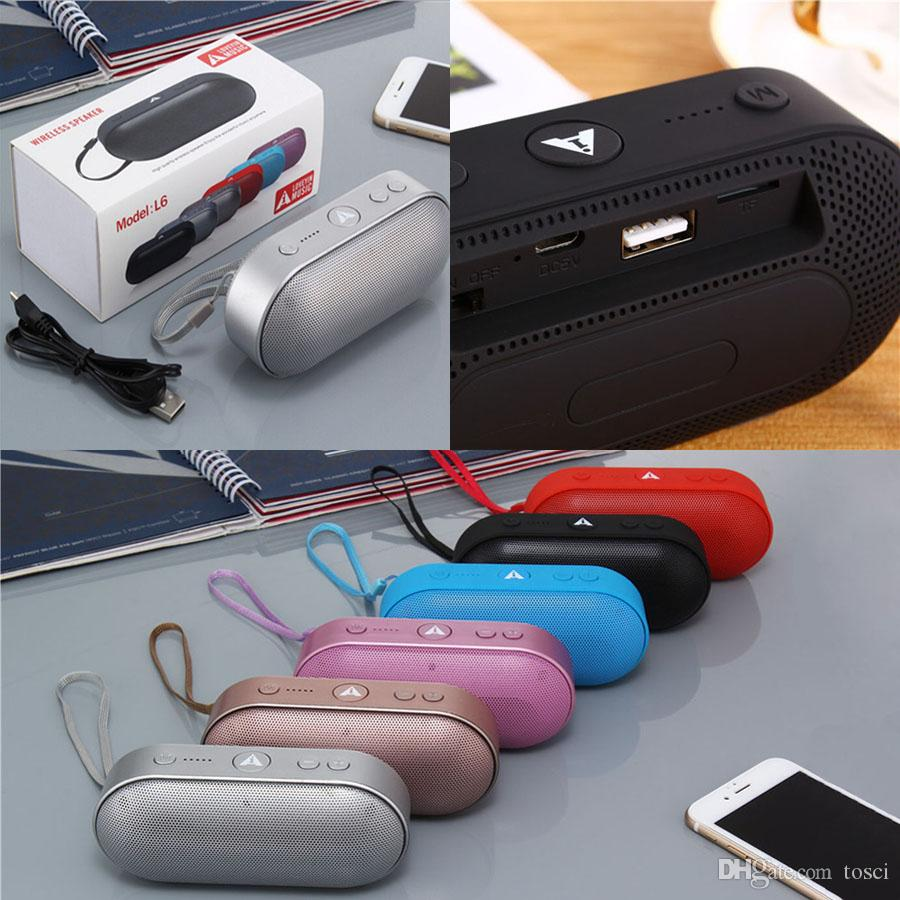 Newest Fashion Mini Pill 20 Bluetooth Speaker Wireless Hands Free